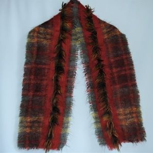 Artistic Papagena ile de Re France Mohair Scarf